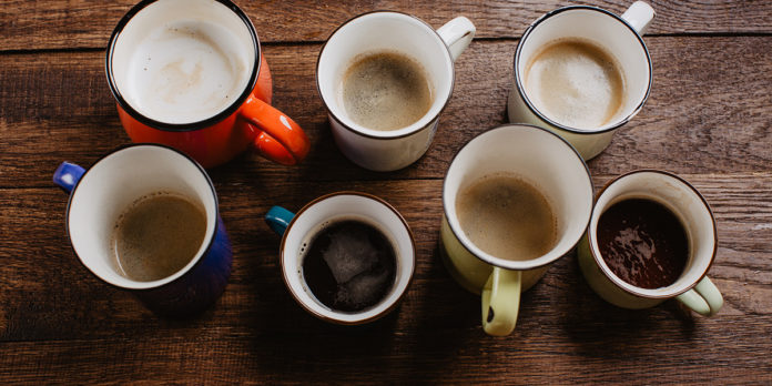 In welchen Berufen am meisten Kaffee getrunken wird
