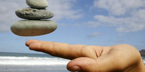 Work-Life-Balance - So bringen Sie sich ins Gleichgewicht!