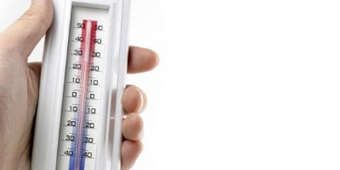 Warum Ihnen im Büro immer zu kalt ist (oder zu warm)