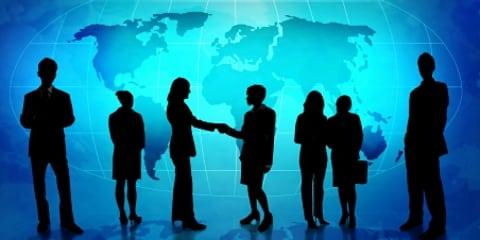 Ständig unterwegs für den Job: Berufliche Globetrotter sind gefragt