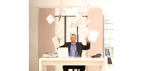 Wie der Schreibtisch, so die Karriere