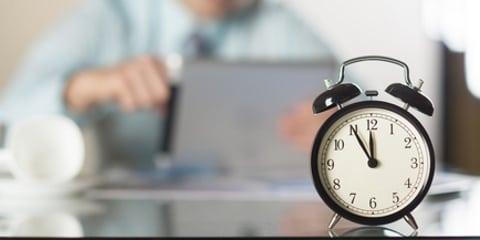Job Zeitfresser im Büro