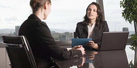 Praxisserie - Das Bewerbungsgespräch Teil 1
