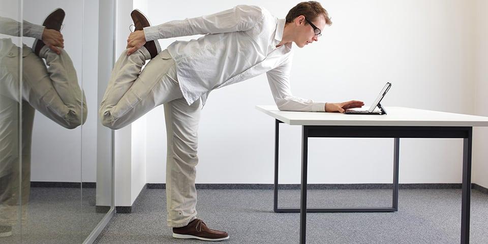 Ergonomie am Arbeitsplatz