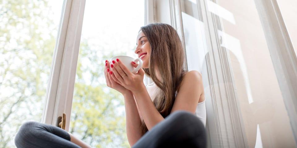 Motiviert in den Tag mit einem Guten-Morgen-Ritual