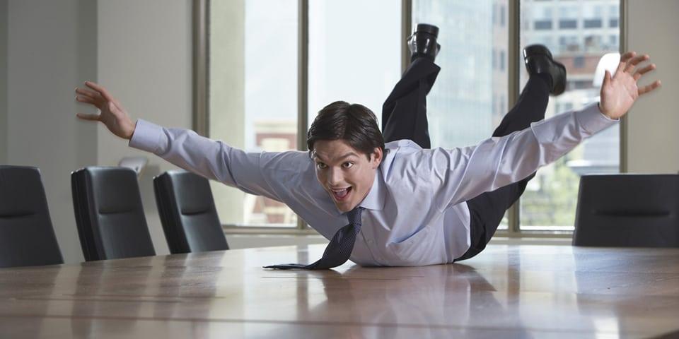 Tipps für mehr Genuss im Job