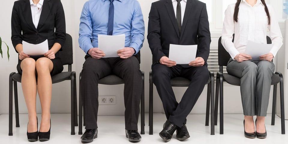 Bewerber Lebenslauf-Vorlage Young Professionals