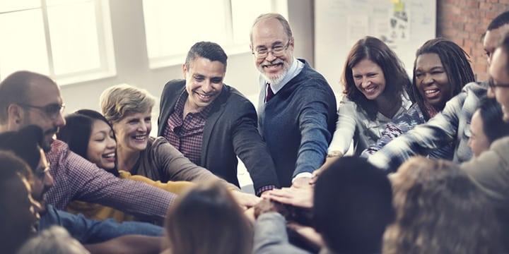 Teamarbeit: Wer ist hier der Depp vom Dienst?