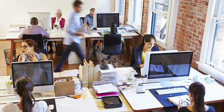 5 Top Bürojobs