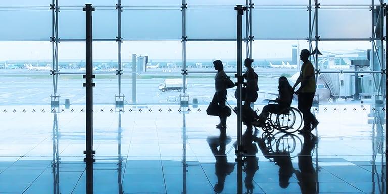 Auslandsstudium Behinderung