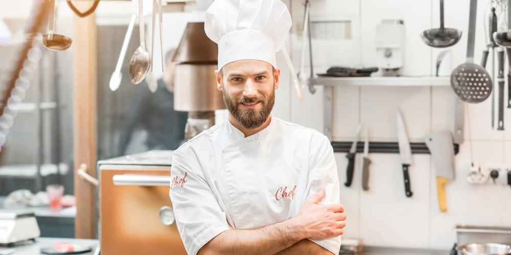 Beruf Koch