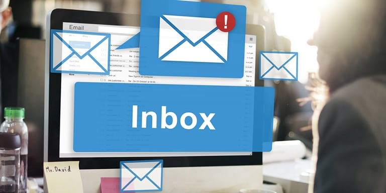 E-Mails bearbeiten