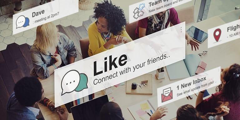 Soziale Medien: Bewerbungsbooster oder Karrierekiller?