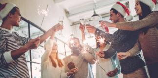 Vom Grinch und der Partybombe: Die Weihnachtsfeier mit Kollegen