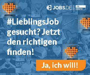 Jobs.de - jetzt #LieblingsJob finden!