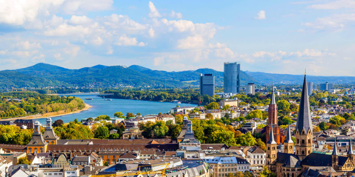 Job and the City: Die Welt zuhause in der UNO-Stadt Bonn