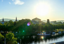 Job and the City: Saarbrücken, die Stadt der kurzen Wege